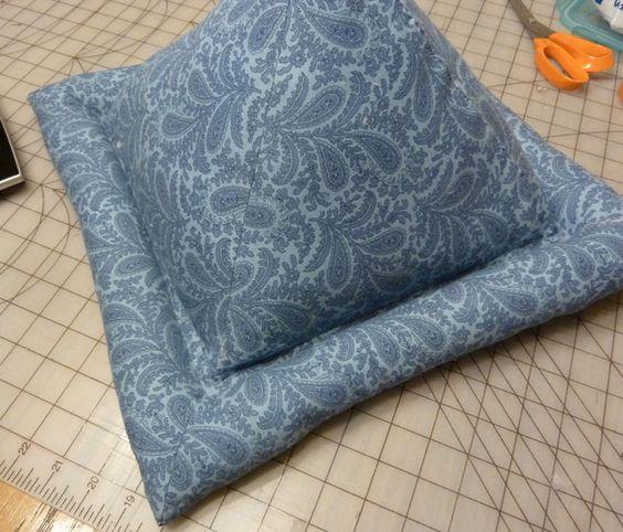 Tablet Pillow Tutorial