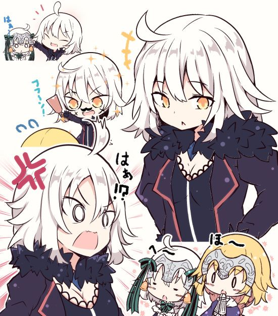 Pin by Jof 18 on Fate Jeanne d arc/Jalter | Fate stay night