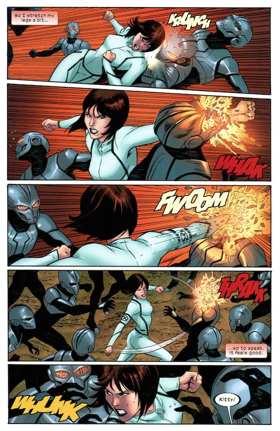 Kitty Pryde / Ultimate Kitty Pryde