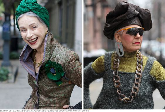 Beauty At Every Age: An Interview with Advanced Style's Ari Seth Cohen