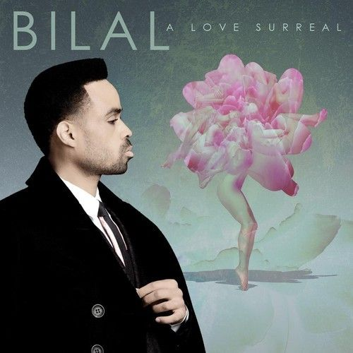 """Allmusic.com says, """"As a producer and songwriter, Bilal has stepped up. As a vocalist, he remains supernaturally skilled and creative -- swooping, diving, wailing, and sighing, all with complete command."""" Find A LOVE SURREAL by Bilal in our catalog: http://highlandpark.bibliocommons.com/item/show/2246940035_a_love_surreal"""