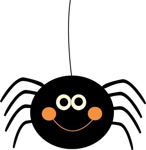 clipart spider - photo #20