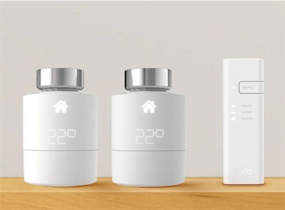 Domotique : Netatmo et tado° mettent les radiateurs au régime HomeKit…