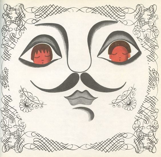 Květa Pacovská 1968 - 50 Watts