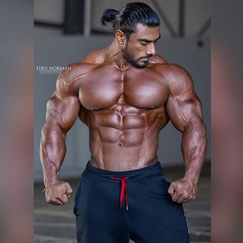Pin On Indian Bodybuilders