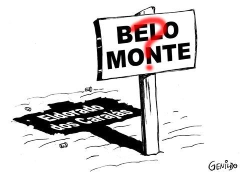 Índios ameaçam incendiar canteiro de Belo Monte