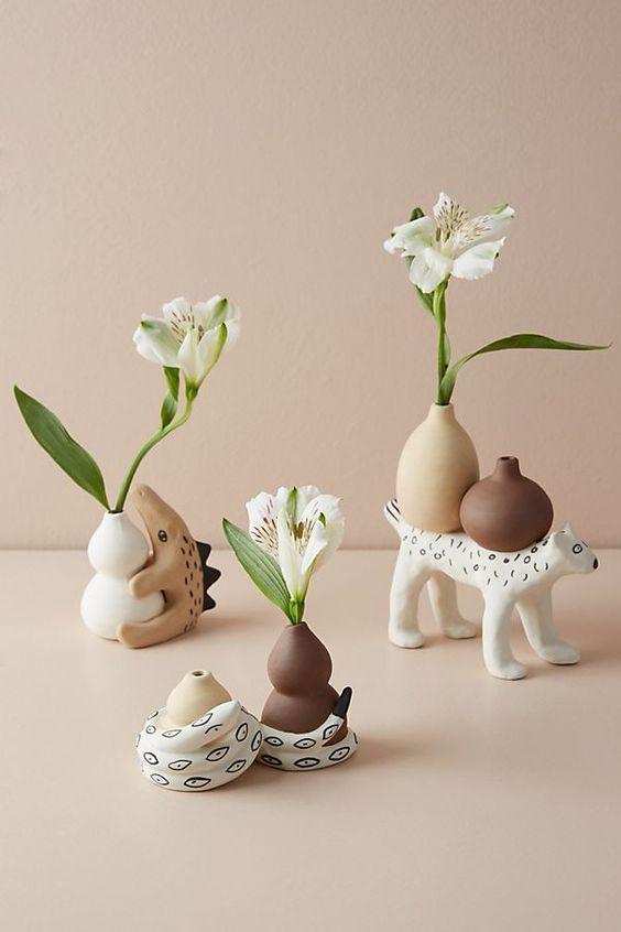 Plant Pot Ideas Creative Flower Pot Inddor Plant Pot Diy And Crafts Plant Holders Ceramic Flowers Ceramic Flower Pots Flower Pots