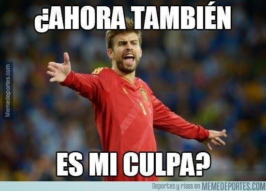 Duros Memes Contra Espana Tras Quedar Eliminada Del Mundial Los Mejores Memes De Futbol Espana Argentina Chistes De Futbol Gifs De Futbol Nombres De Clubes