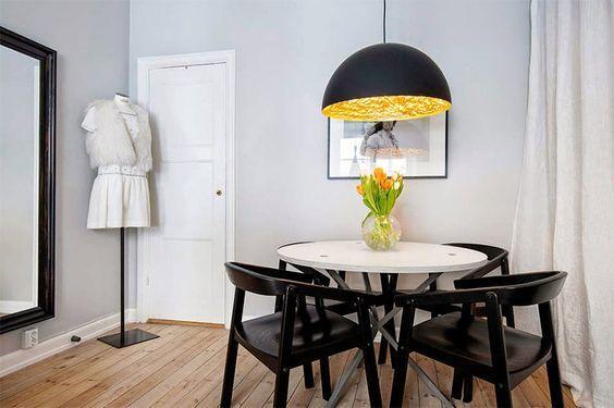 Apartamento de 31m² prova que os detalhes fazem a diferença - limaonagua: