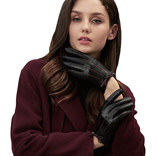 GSG Womens Winter Gloves Mittens Arm Warmer Gloves Touchscreen Knit Gloves Long or Mid Length Warm Knitted