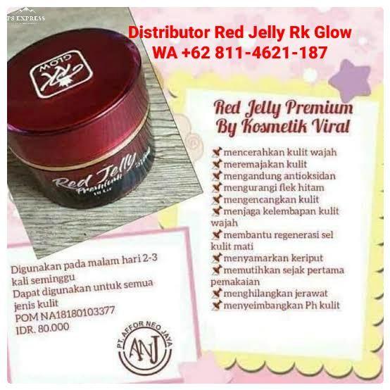 Apakah Dengan Ms Glow Red Jelly Jerawat Bisa Hilang
