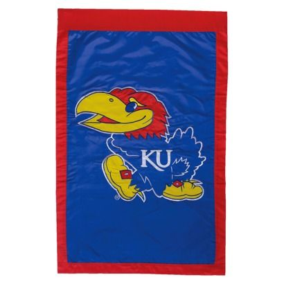 Team Sports America Kansas House Flag