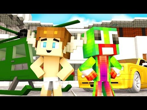 Minecraft Daycare House Party Youtube House Party Minecraft Party