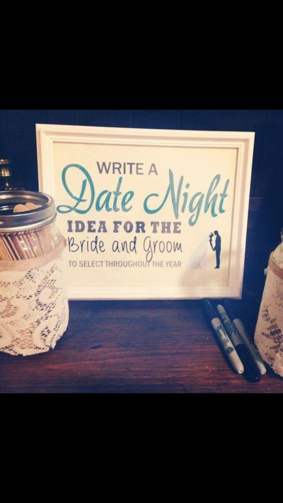 Date Night Wedding Shower Gift : ... game the o jays first night simple hen games date nights bridal dates