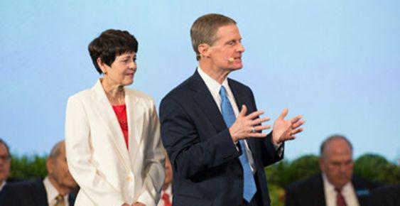 Apostel sprechen mit neuen Missionspräsidenten über das Lehren durch den Geist - Nachrichten der Kirche