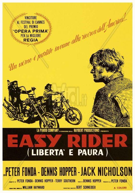 easy rider poster - Buscar con Google