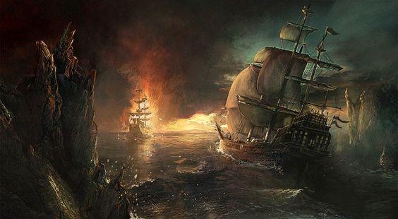JAMAICA: Corsarios y Piratas 7c2732ba973fbf255bd4ca3574c18c12