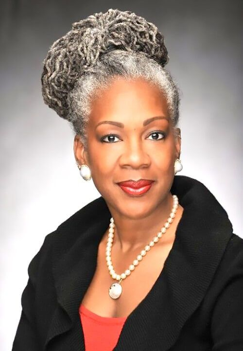 Hairstyles For Black Women Over 60 New Natural Hairstyles Natural Gray Hair Natural Hair Styles Silver Hair