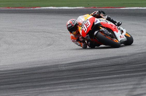 Marc Marquez, Repsol Honda,MotoGP, Sepang 2nd Tests 2013.