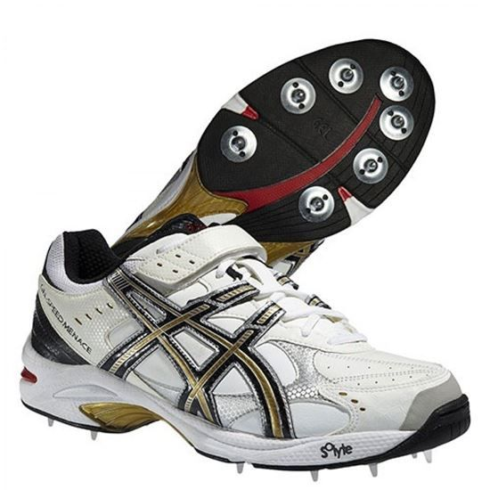 Asics Full Spike Cricket Shoes Gel Speed Menace Asics Asics Sneaker Shoes