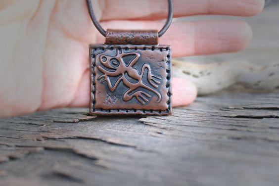 Collar para hombre regalos para él regalos de por Lelandjewelry