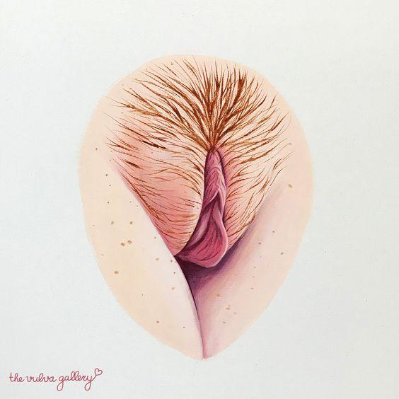 Vulvas en Pinterest