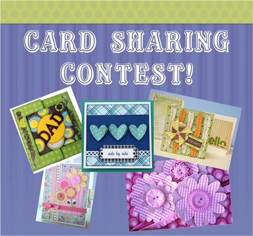Card Sharing Contest!
