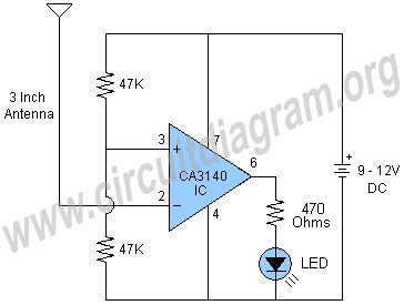 7c2893dbef21723c33b48da52907ccd1 electric field circuit diagram electric field detector circuit diagram eletr�nica pinterest Bobcat Skid Steer Electrical Diagrams at gsmx.co