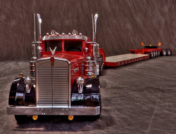 Toy Semi Trucks And Trailers : Pinterest the world s catalog of ideas