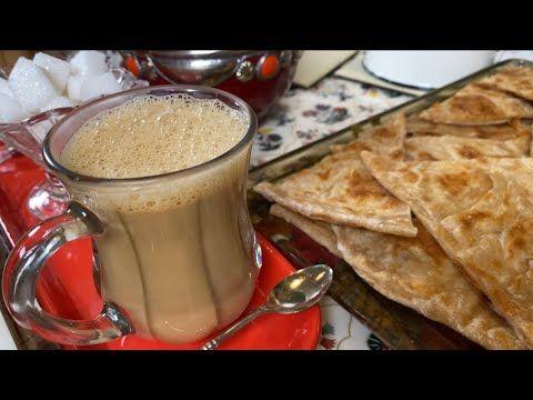 جباتي وشاي كرك وإلا خبز على الصاج وشاي حليب من الوجبات اللذيذه مرغوبة اي وقت Youtube Middle Eastern Recipes Food Cooking