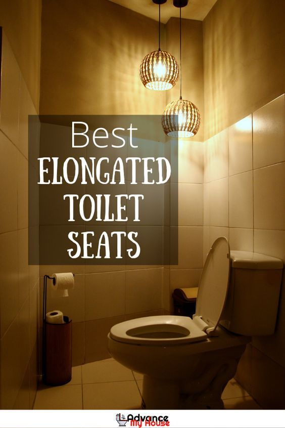 A Selection Of The Very Best Elongated Toilet Seats To Add That