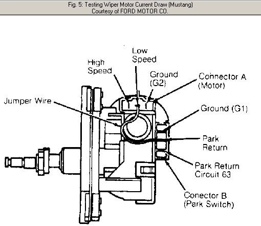 1962 Impala 2 Speed Wiper Motor Wiring Diagram