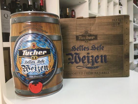 Bia Tucher Helles Hefe Weizen