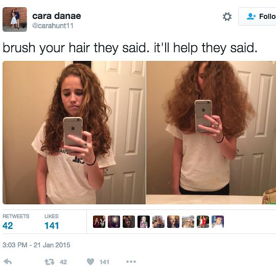 how to stop your hair from getting frizzy