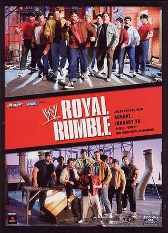WWE Royal Rumble 2005 (2005)…