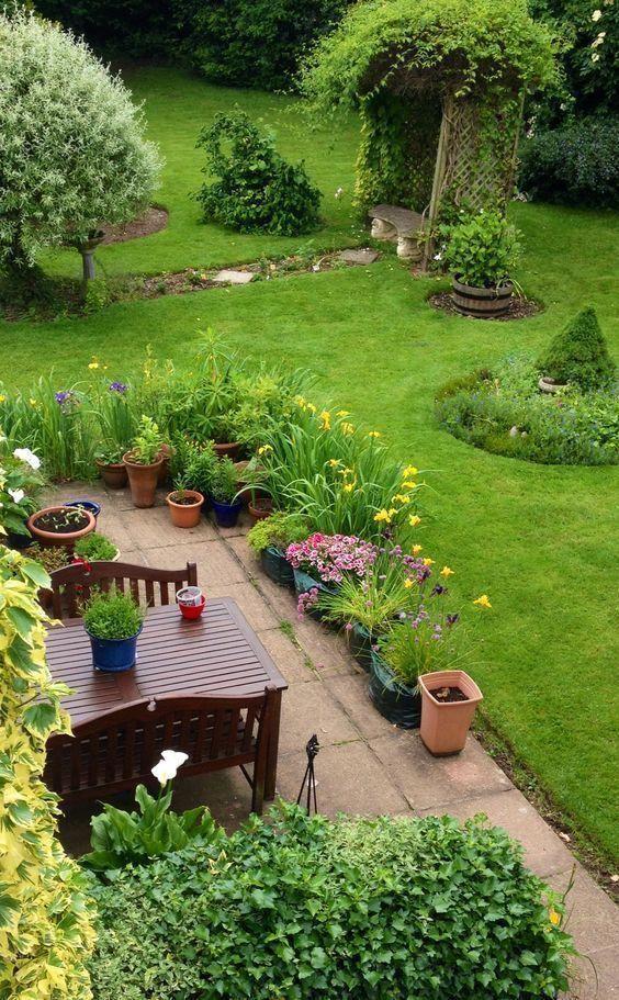 Pin Su Grow Backyard Garden