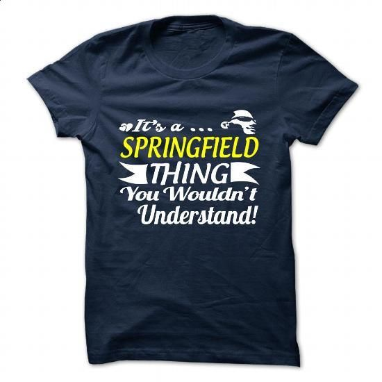 SPRINGFIELD - #the first tee #navy sweatshirt. PURCHASE NOW => https://www.sunfrog.com/Camping/SPRINGFIELD-118875857-Guys.html?id=60505