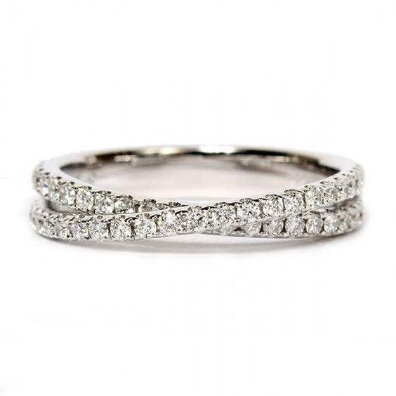 Kay Jewelers Criss Cross Ring