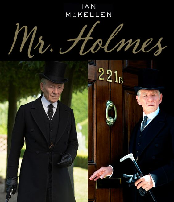 IAN MCKELLEN MR HOLMES COAT  Exclusive Attire for fashion lovers. Grab it now and highlight your personality..!! Vist http://goo.gl/g0j809