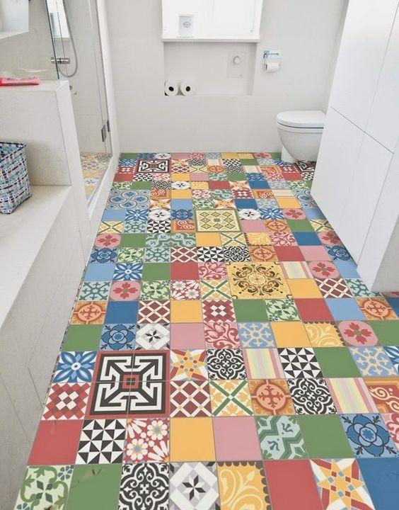 Ps and patchwork on pinterest - Carreaux ciment prix ...