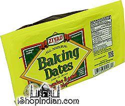 Ziyad Baking Dates (date paste)