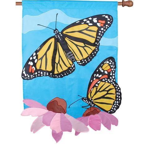 Accent Applique Flags Premier Kites Designs Kite Designs House Flag Pole House Flags