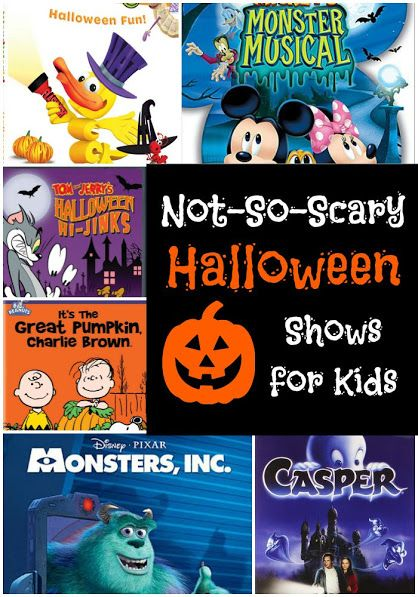 A fun collection of kids Halloween shows including Mickey, Caspar, Monsters, Inc., Tom and Jerry, Dinosaur Train, Caillou and more! Lots of fun, but not scary, Halloween DVDs.