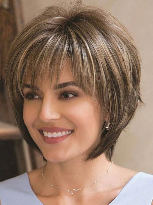 Epingle Sur Bob Hairstyles For Fine Hair