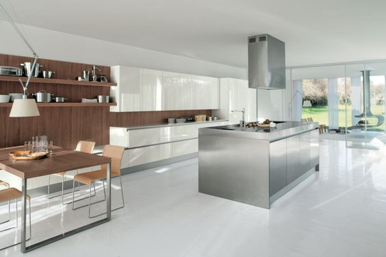 Kitchen:Modulo Casa Italian Kitchen Cabinets, Bath Cabinets And Closets Style Hood Best Kitchens From Italian Maker GeD Cucine Best Kitchens...