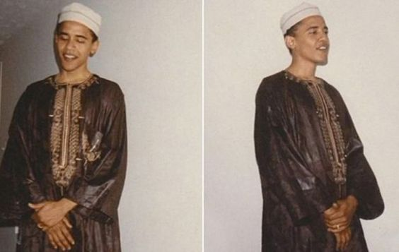 7/7/16 - Photo of Obama in Muslim garb shows deep ties to faith, O'Reilly says | Fox News