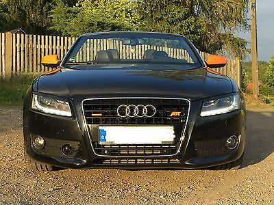 schwarzes Monster * Audi A5 Cabrio * 300 TDI PS * Quattro * S-Line * V8 Sound *