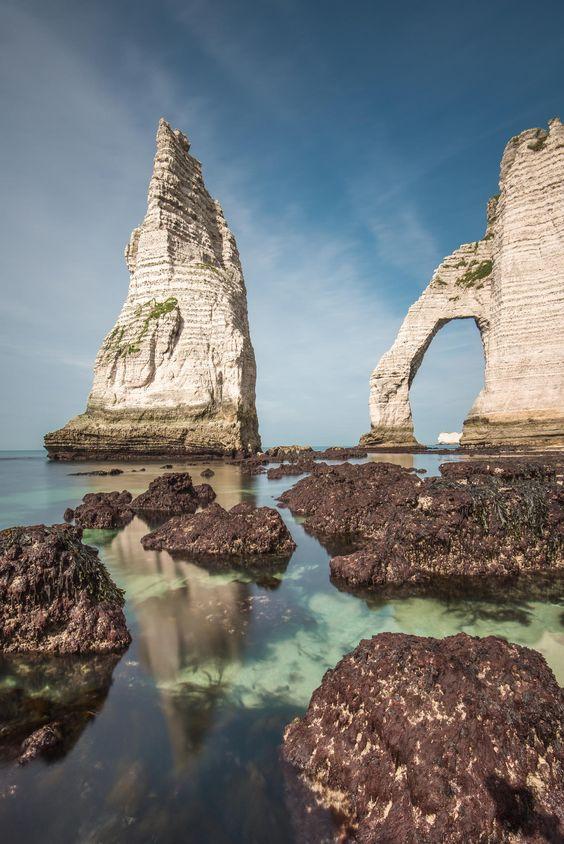 Étretat, Seine Maritime                                                                                                                                                      Plus