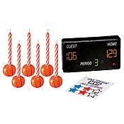 Basketball Cake Candle Set