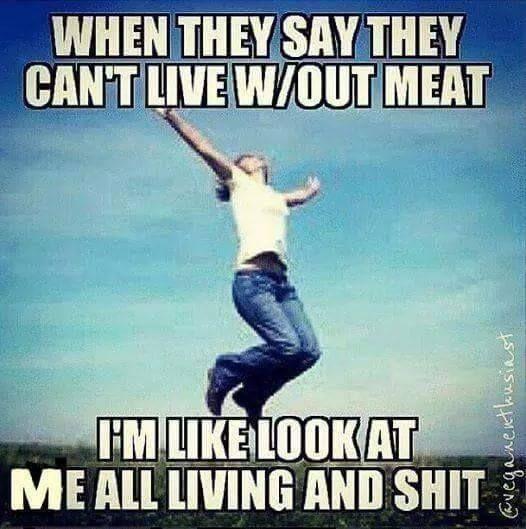 living #vegan